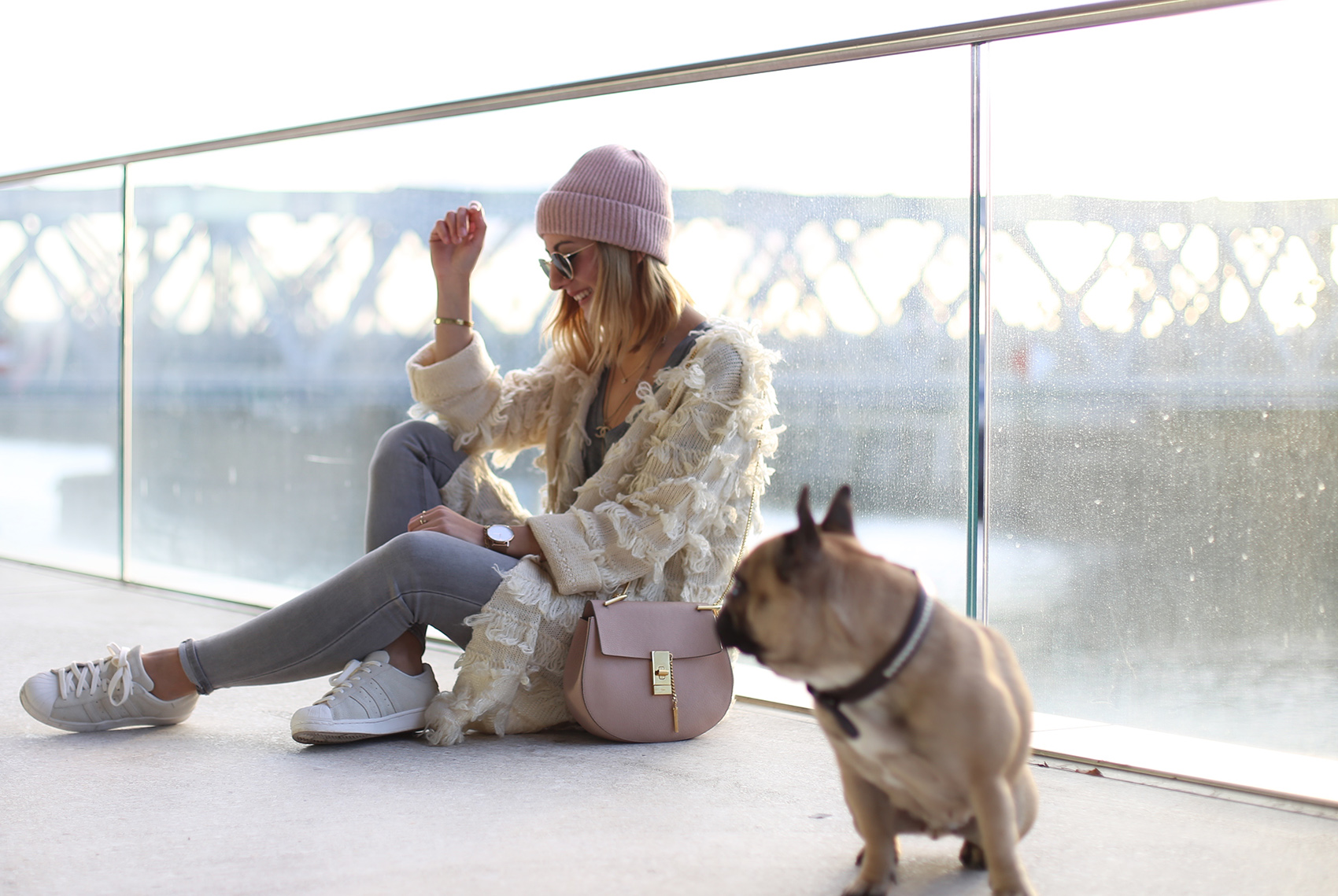 Chloe-drew-bag-cement-pink