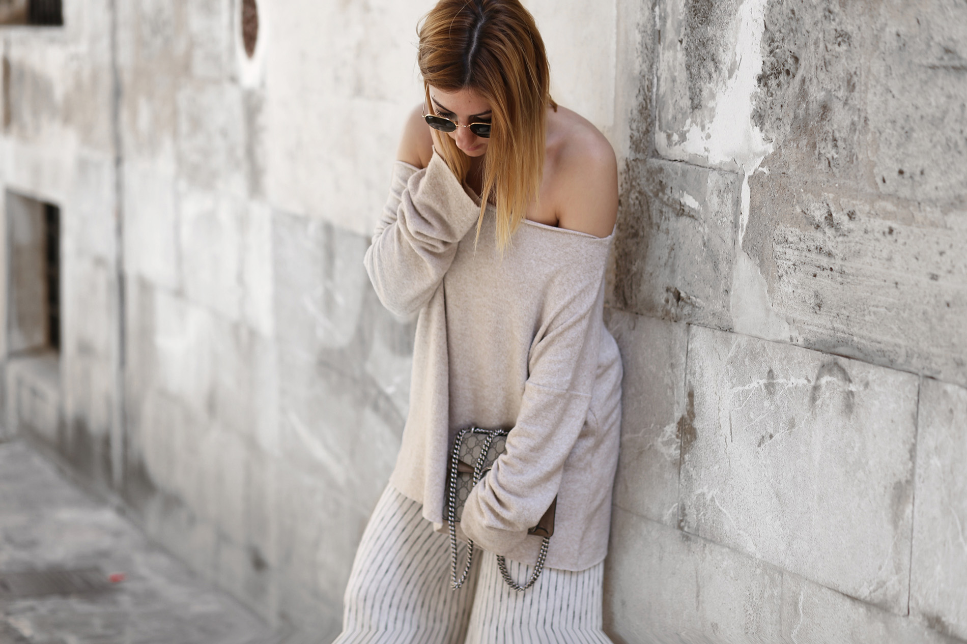 Off-Shoulder-Blogger