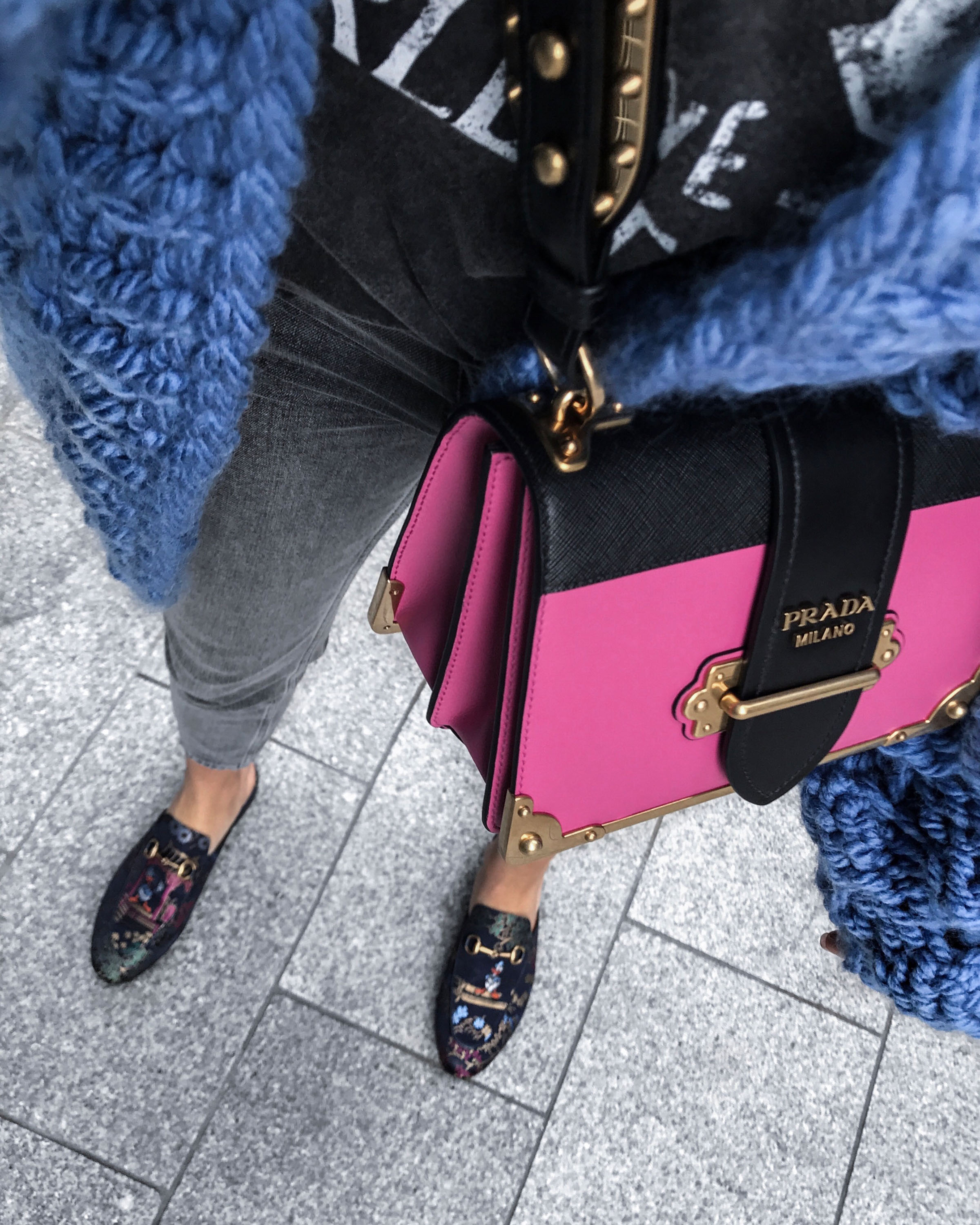 prada_cahier_Bag_pink_black_1