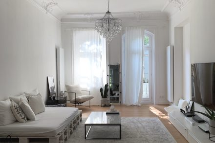 scandinavian interior home